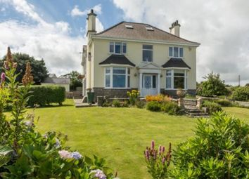 Thumbnail 4 bed detached house for sale in Llanallgo, Moelfre