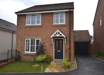 Thumbnail 4 bedroom detached house for sale in Chatham Court, St. Georges, Telford