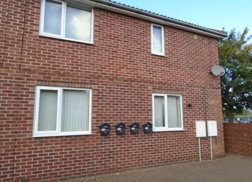 Thumbnail 1 bed flat to rent in Vale Crescent, Knottingley