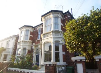 Thumbnail 2 bed flat to rent in Victoria Grove, Southsea