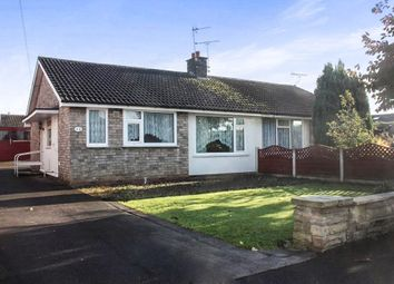 Thumbnail 2 bedroom semi-detached bungalow for sale in Malvern Close, Huntington, York