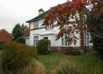 4 bed detached house to rent in Queens Road, St. Thomas, Exeter EX2