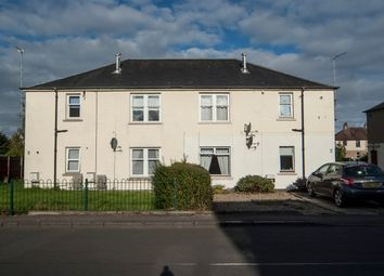 Thumbnail 2 bedroom flat for sale in Webster Avenue, Carronshore