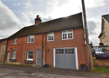 Thumbnail 3 bed semi-detached house for sale in Bentfield Causeway, Stansted