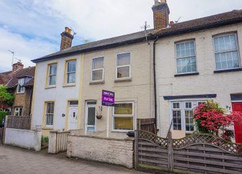 Thumbnail 2 bedroom terraced house for sale in Croydon Road, Beckenham