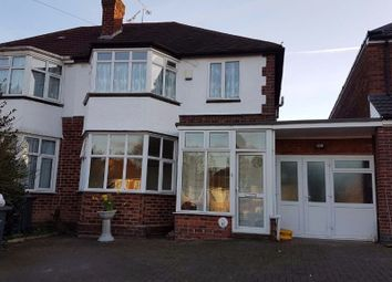 Thumbnail 3 bed semi-detached house to rent in Denewood Avenue, Handsworth Wood