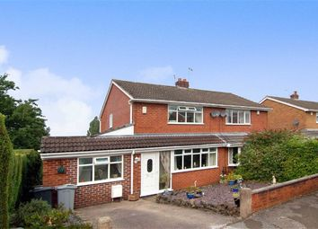Thumbnail 2 bed semi-detached house for sale in Campbell Close, Congleton