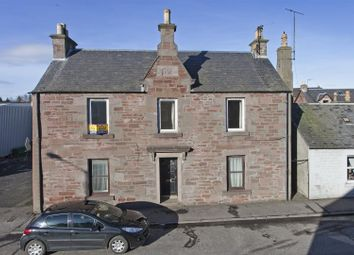 Thumbnail 2 bedroom flat for sale in Upper Flat, George Street, Coupar Angus
