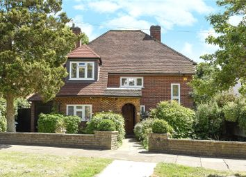 Thumbnail 5 bedroom detached house for sale in Holland Close, Stanmore, Middlesex