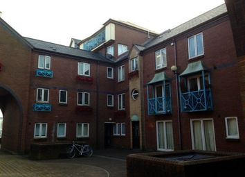 Thumbnail 1 bedroom flat to rent in Monmouth House, The Marina, Swansea