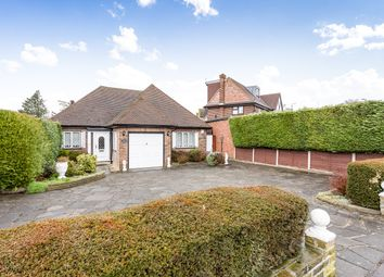 Thumbnail 3 bed detached bungalow for sale in Grove Park Road, Mottingham, London