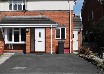 Thumbnail 2 bed flat to rent in Ashby Drive, Ettiley Heath, Sandbach, Cheshire