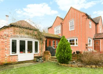 Thumbnail 3 bed semi-detached house for sale in Andover Road, Highclere, Newbury, Berkshire