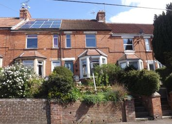 Thumbnail 3 bedroom terraced house for sale in St. Michaels Avenue, Yeovil