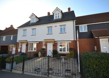 Thumbnail 4 bed detached house to rent in Canon Road, Flitch Green, Great Dunmow