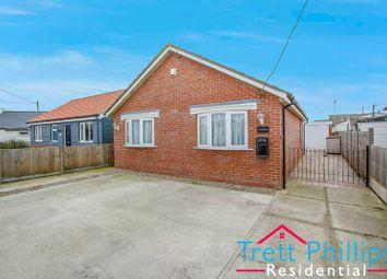 Thumbnail 2 bed detached bungalow for sale in Abbotts Way, Bush Estate, Eccles-On-Sea, Norwich