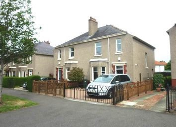 Thumbnail 3 bed detached house to rent in Boswall Drive, Edinburgh