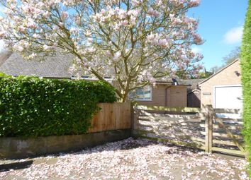 Thumbnail 3 bed detached bungalow for sale in Gun Street, Rossett, Wrexham
