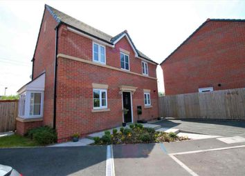 Thumbnail 3 bed detached house for sale in Heron Way, Sandbach