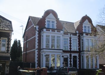 Thumbnail Block of flats for sale in Chepstow Road, Newport