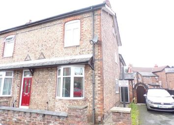 Thumbnail 4 bed semi-detached house for sale in Kingsley Road, Northenden, Manchester