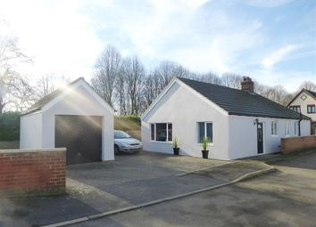 Thumbnail 3 bedroom detached bungalow for sale in Old North Road, Bassingbourn, Royston