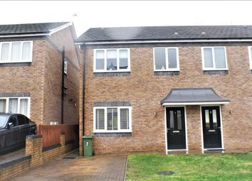 Thumbnail 3 bed semi-detached house for sale in Ely Court, Francis Street, Porth