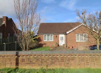 Thumbnail 3 bed detached bungalow for sale in Godnow Road, Crowle, Scunthorpe