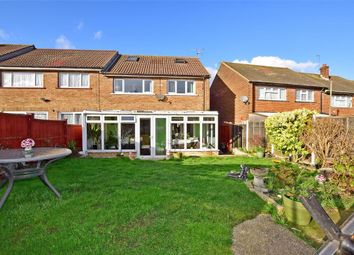 Thumbnail 3 bed end terrace house for sale in Shaftesbury Lane, Dartford, Kent