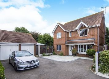 Thumbnail 4 bedroom detached house for sale in Brandon Groves, South Ockendon, Essex