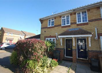 Thumbnail 2 bed end terrace house to rent in Augustus Gate, Chells Manor, Stevenage, Herts