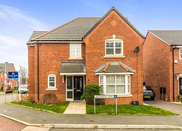 Thumbnail 4 bed detached house for sale in Admiral Way, Hyde