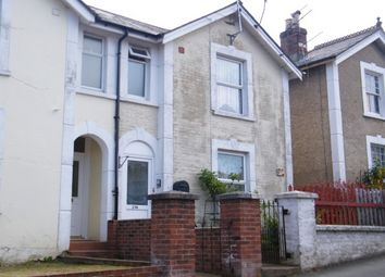 Thumbnail 1 bed flat to rent in Brook Road, Shanklin