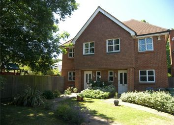 Thumbnail Semi-detached house for sale in Knebworth Close, New Barnet, Barnet