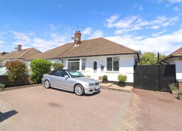Thumbnail 2 bed bungalow for sale in Gorringe Valley Road, Eastbourne, East Sussex