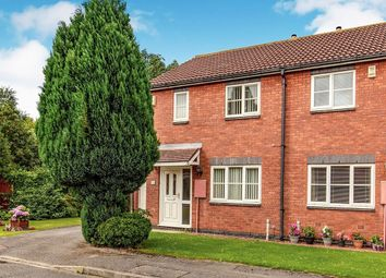 Thumbnail 3 bed semi-detached house for sale in Heathfield Park, Middleton St. George, Darlington, County Durham