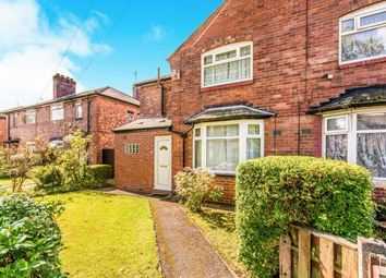 Thumbnail 3 bedroom semi-detached house for sale in Mauldeth Road West, Withington, Manchester, Greater Manchester