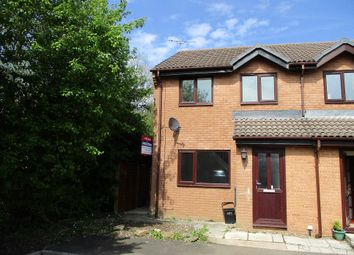 Thumbnail 3 bed semi-detached house for sale in Ger-Y-Llyn, Porthcawl