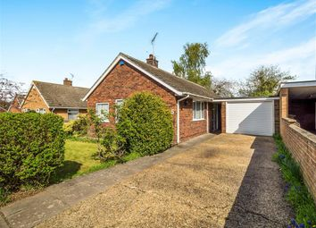 Thumbnail 3 bedroom detached bungalow for sale in Meadow Rise Avenue, Norwich