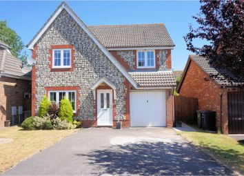 Thumbnail 4 bed detached house for sale in Stowe Close, Grange Park, Hedge End, Southampton