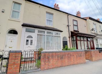 Thumbnail 2 bed terraced house for sale in Church Hill Road, Handsworth, Birmingham