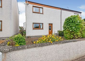 Thumbnail 2 bed semi-detached house for sale in Wardend Place, Elgin, Moray