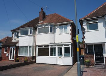 Thumbnail 3 bed property for sale in Deepdale Avenue, Sheldon, Birmingham