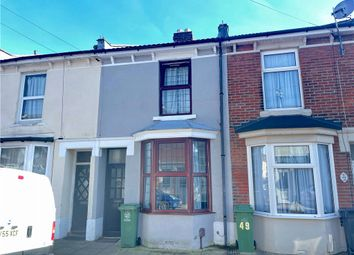 Thumbnail 2 bed terraced house for sale in Ward Road, Southsea, Portsmouth