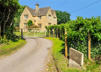 Thumbnail 4 bed detached house for sale in Church Road, Kington Langley, Wiltshire