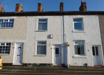 Thumbnail 2 bed terraced house for sale in Station Road, Stone, Staffordshire