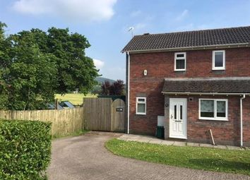 Thumbnail 2 bed link-detached house to rent in Acer Avenue, Chandlers Reach, Llantwit Fardre