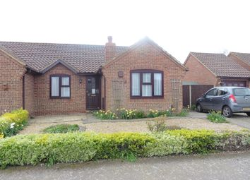 Thumbnail 2 bed semi-detached bungalow for sale in Woodfield Road, Holt