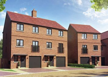 "Thumbnail 5 bed property for sale in ""The Hurley"" at Buckden Road, Brampton, Huntingdon"