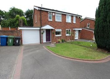 Thumbnail 2 bed semi-detached house for sale in Hanlith, Wilnecote, Tamworth